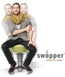 In noch mehr Richtungen geht der Swopper (c) www.aeris.de